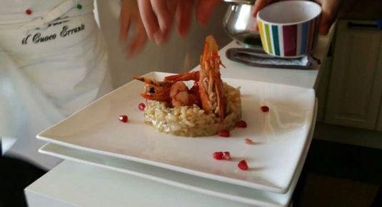corso di cucina a domicilio verona
