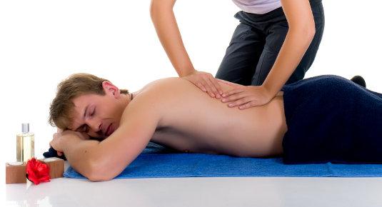 conquistare un uomo massaggi uomini