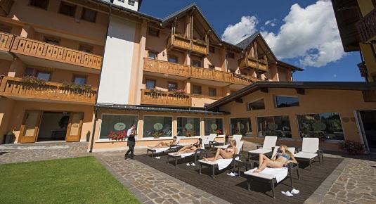 Benessere per due asiago regali 24 for Hotel asiago con piscina