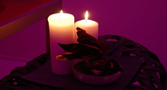 benessere-a-roma-candele