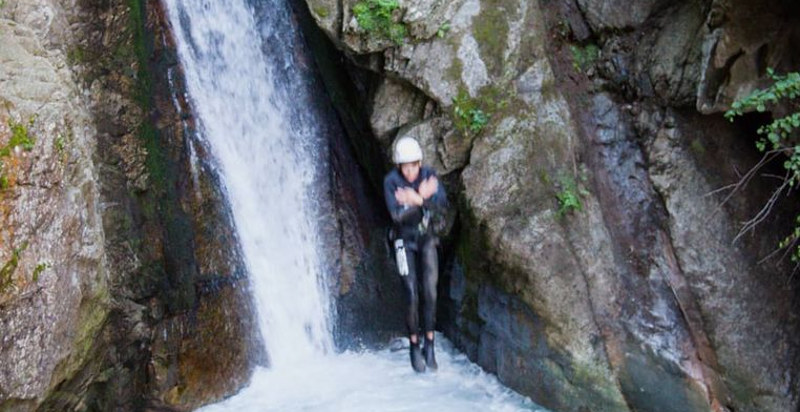 canyoning-trentino-val-di-sole