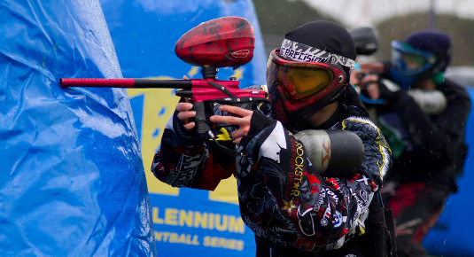 Dove giocare a paintball a Roma