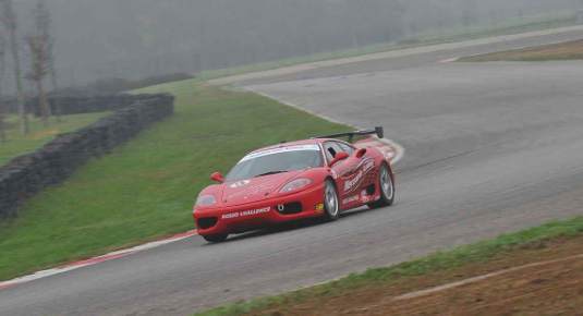 Ferrari Challenge Red Bull Ring