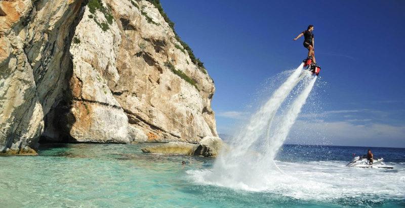 Flyboard Sardegna - regali 24