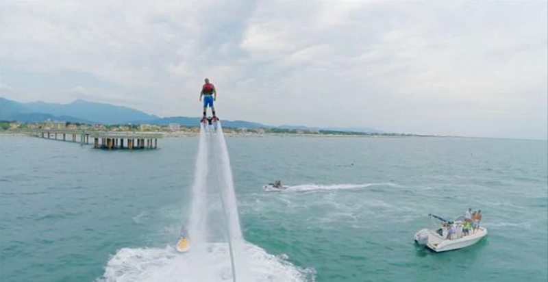 Flyboard Toscana