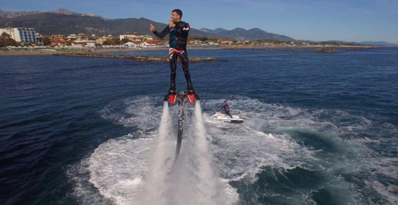 Flyboard Toscana Lucca