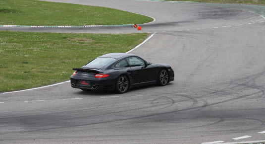 Guidare Porsche 997 in pista