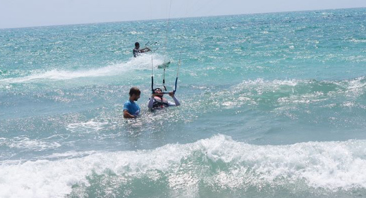 Kite surf Salento