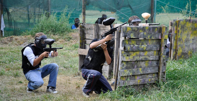Paintball Lecco