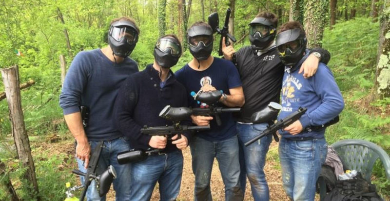 Paintball Varese