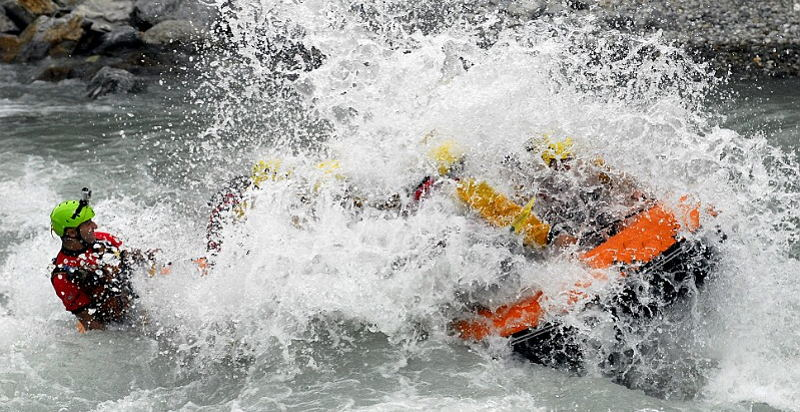 Percorsi rafting Valle d'Aosta