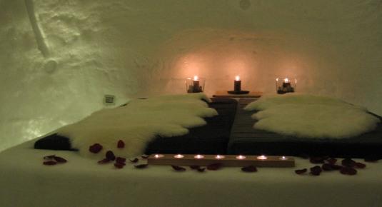 Igloo Alto Adige - Pernottamento in igloo in Alto Adige - regali 24