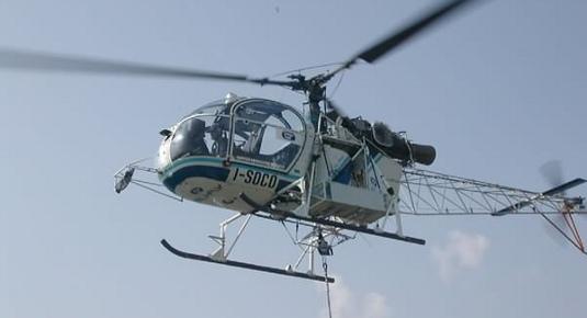 Elicottero Dat3 : Pilotare un elicottero regali