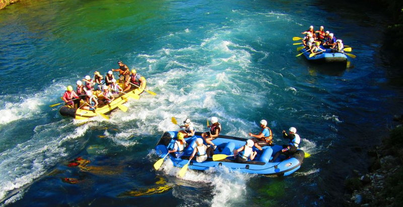 Rafting Frosinone Cassino