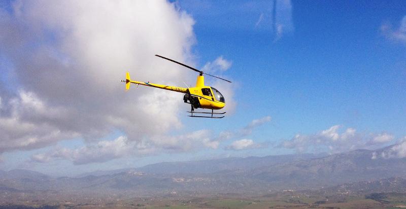 Elicottero Dat3 : Volo in elicottero roma regali