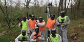 Giocare a paintball Varese