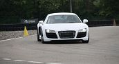 GUidare in pista Audi R8