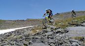 Week end in bici Valle d'Aosta