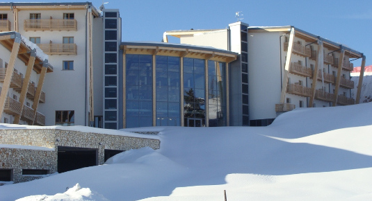 Week end benessere Trentino inverno