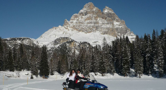 Week end sulla neve Cortina d'Ampezzo
