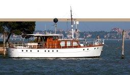Uno yacht per due
