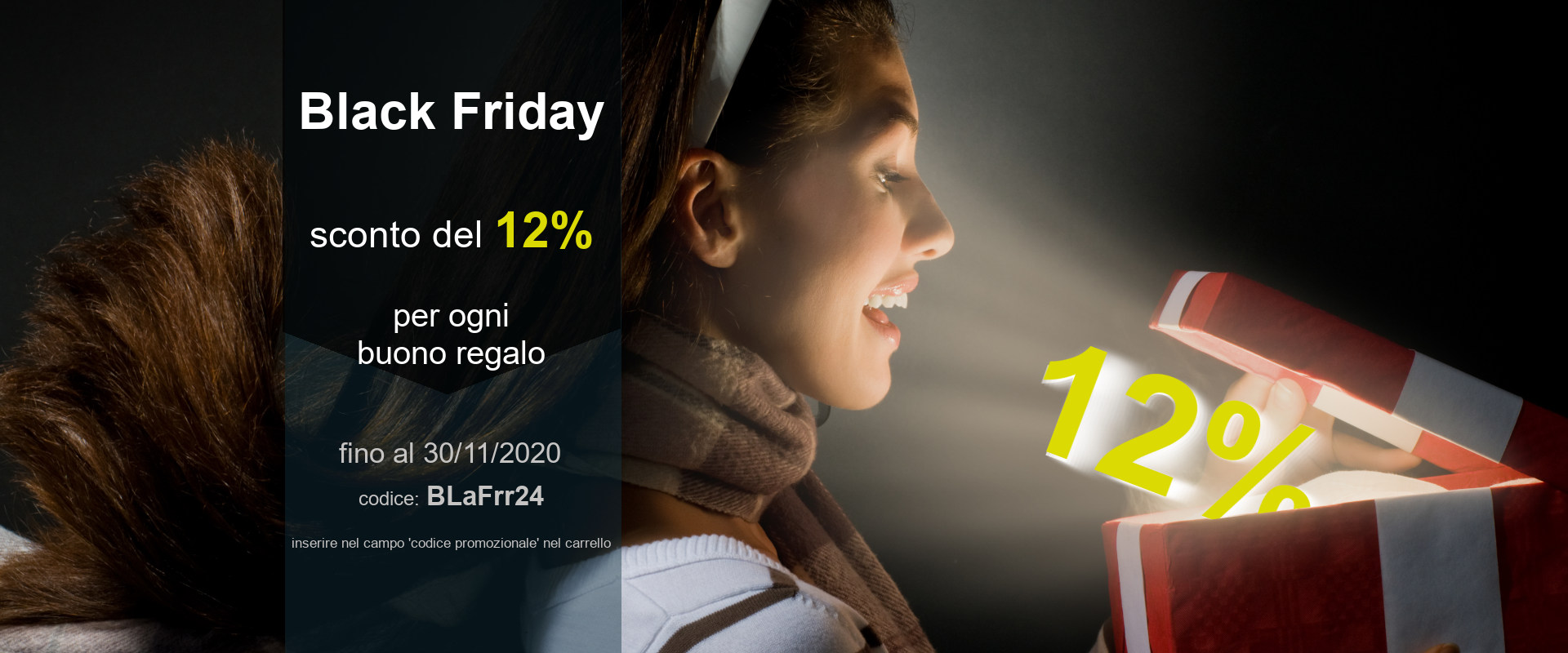 black friday 2020 week end regali24